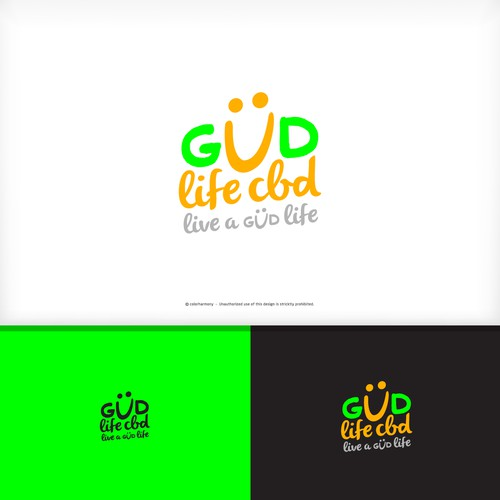 Logo for CBD products