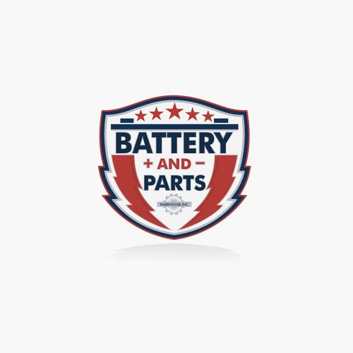 battery and parts