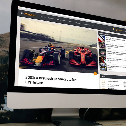GPToday - Web Design & HTML/CSS