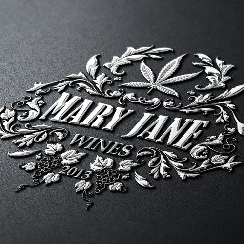 Help Mary Jane Wines with a new logo