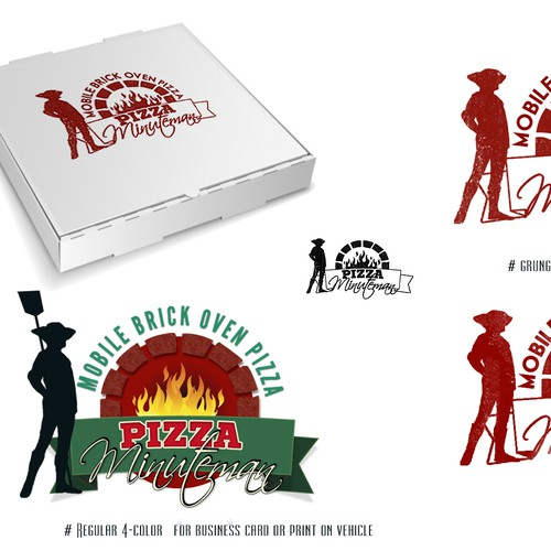 LOGO Pizza Restaurant / Service