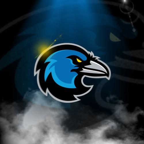 Cool logo design for basketball team