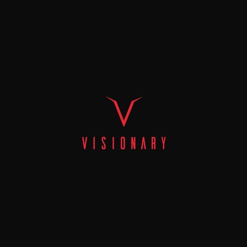 Logo design concept for Visionary