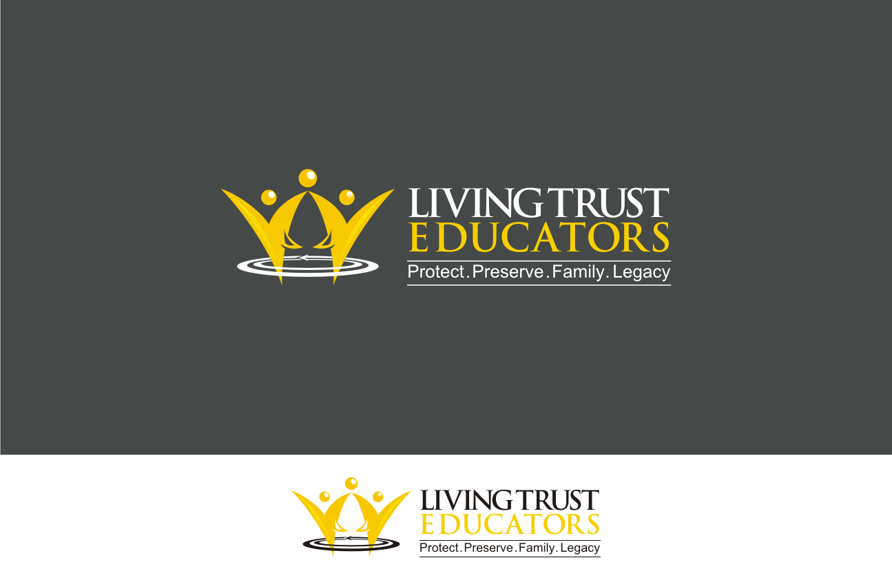Living Trust Educators needs a new logo
