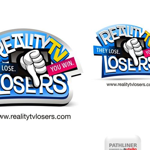 TV Show - logo concept