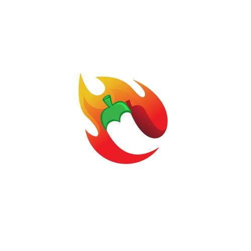 fun logo for chilihouse