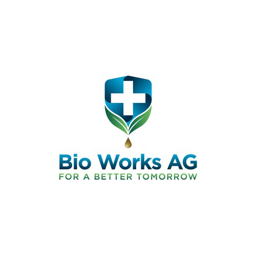 Logo concept for Bio Work AG