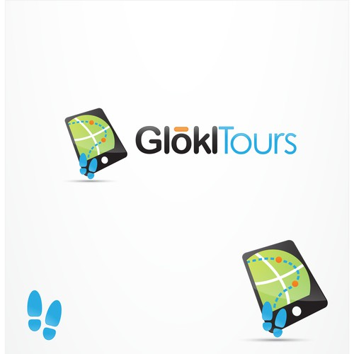 Help Glokl Tours with a new logo