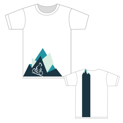 Shirtdesign Bikebear2