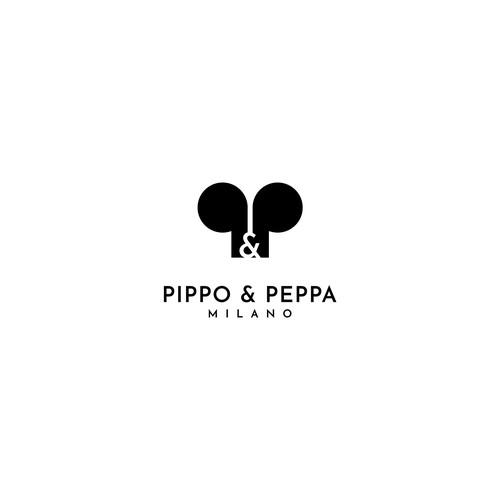 minimal P&P logo