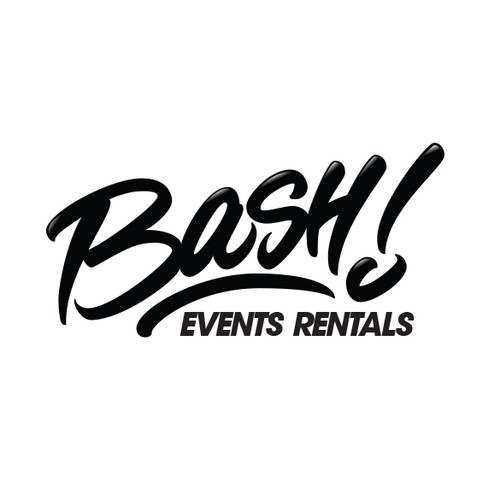 Create logo for Revelution Event Rentals or Bash! Event Rentals.  Logo will be placed on trucks throughout California.