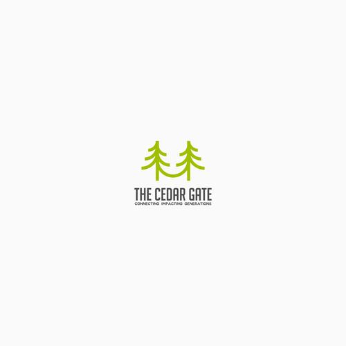 Logo proposal for Cedar Gate