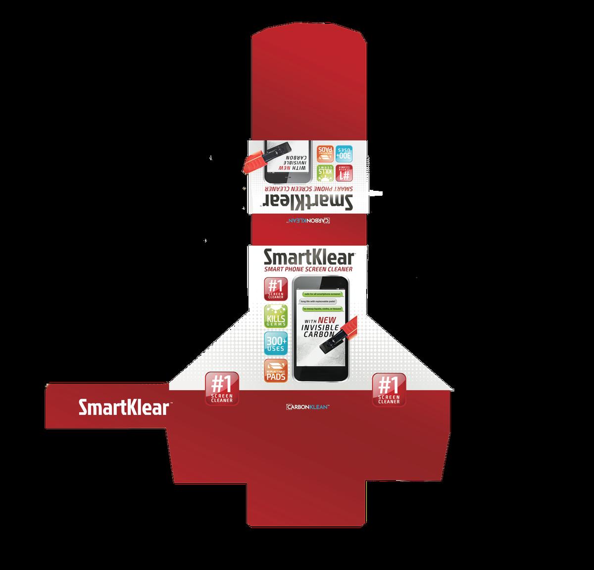 SmartKlear POP Display Re-Design