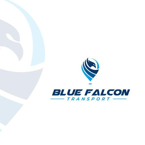 Blue Falcon Transport