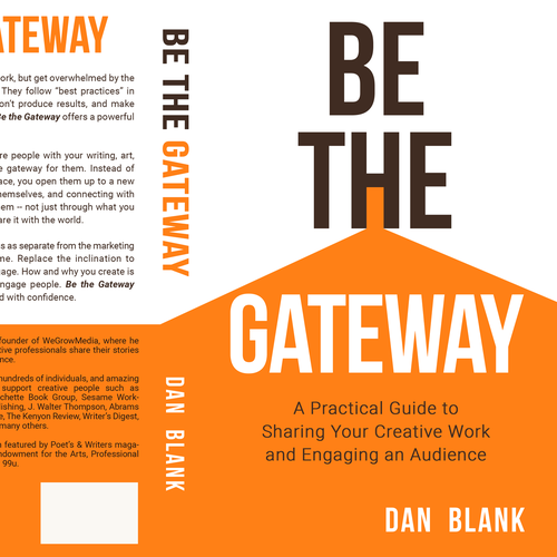 """Be the Gateway"" Book Cover"