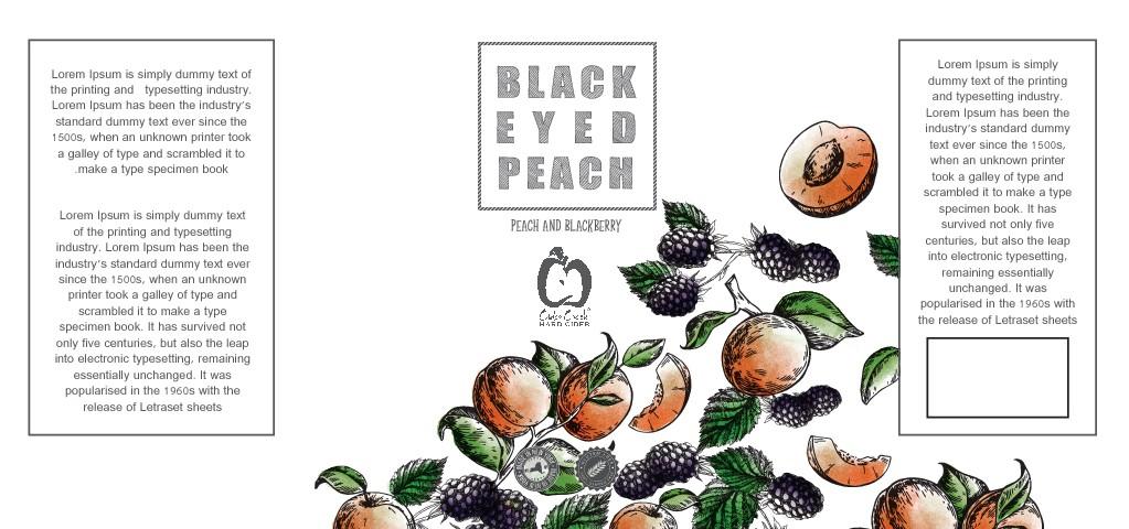 Hard Cider Company Seeking Label for Blackberry Peach Cider
