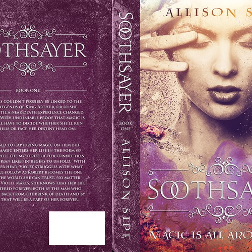 Book Cover for Soothsayer