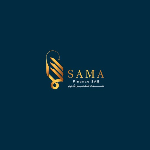 Sophisticated & Luxurious Logo Accounting & Financial