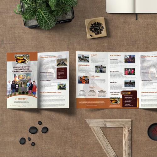 9x16 Adventure Brochure