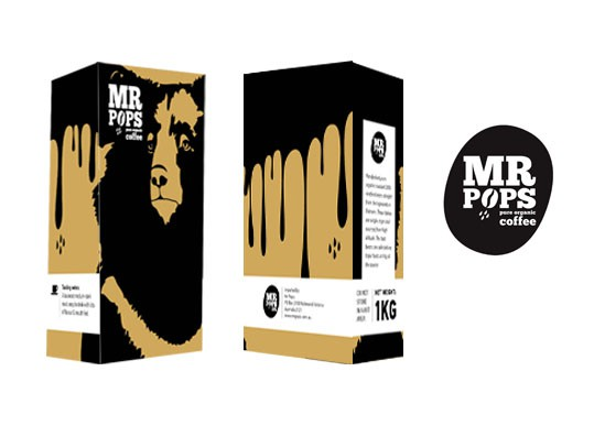 New product packaging wanted for Mr Pops