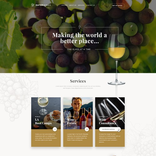 Rater Wines