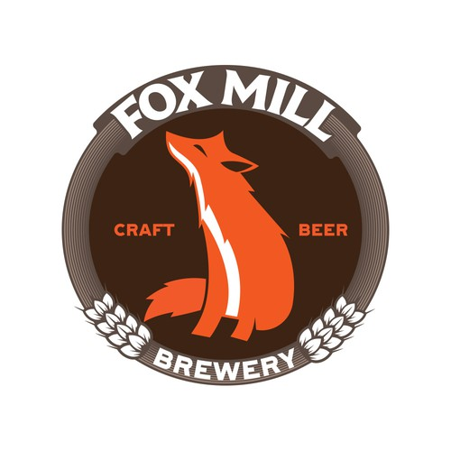 FOX MILL LOGO
