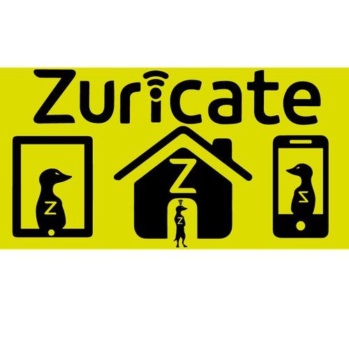 Zuricate Surveillance Google Play Logo