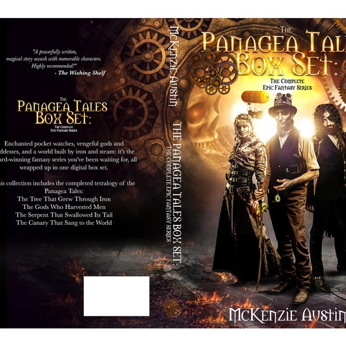 Panagea Tales