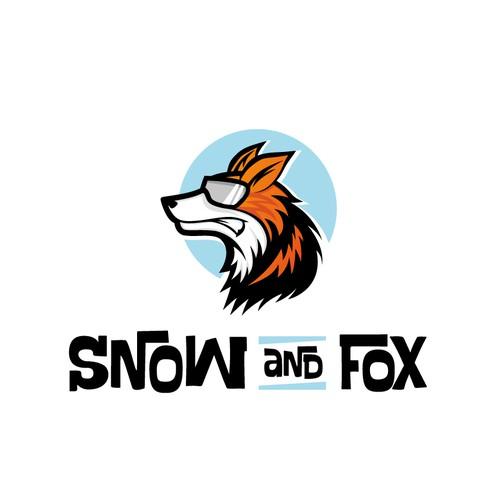 Ski Fox logo