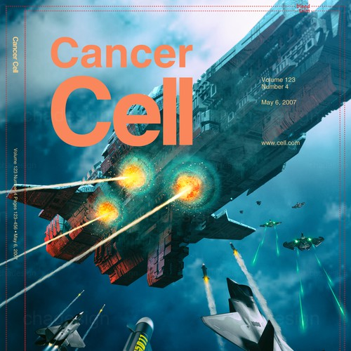 Cancer Cell cover art