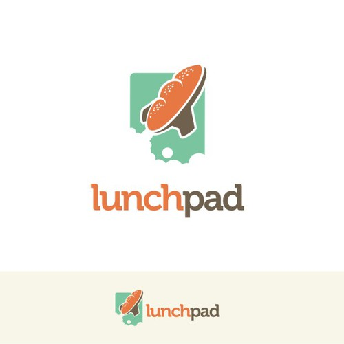 A Logo for a Food Delivery Apps