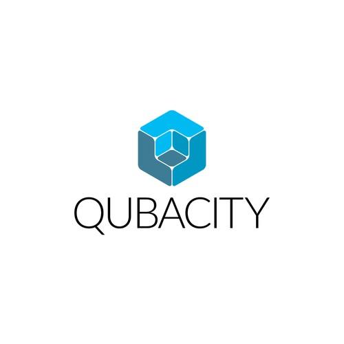 Logo for Qubacity