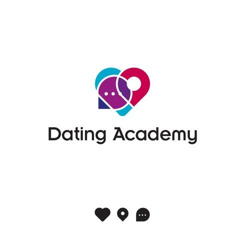 Create awe inspiring logo for Dating Academy