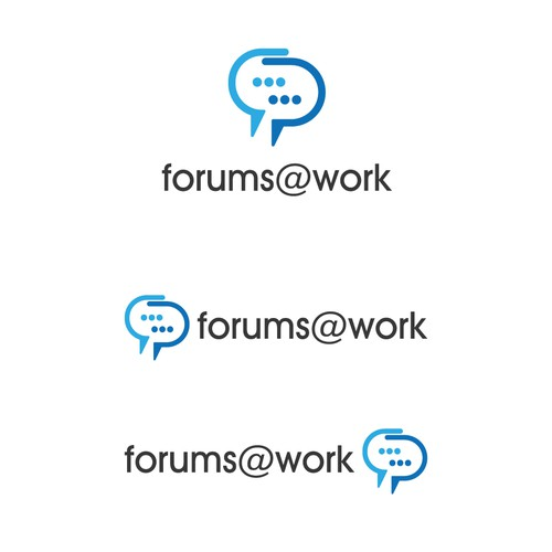 Logo forums@work