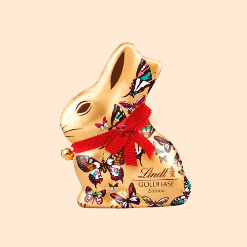 Lindt Goldhase edition