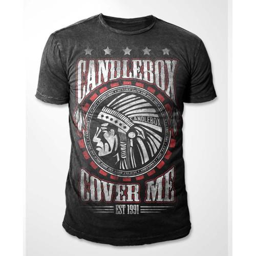 Design New Candlebox Shirt