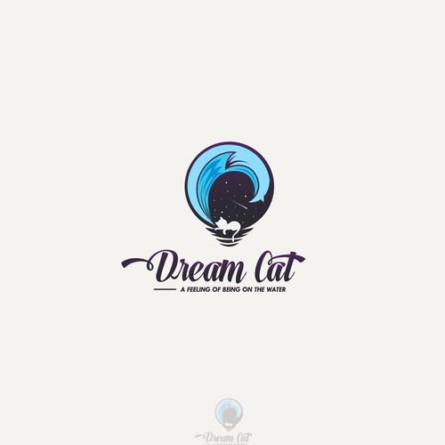 Logo for Dream Cat