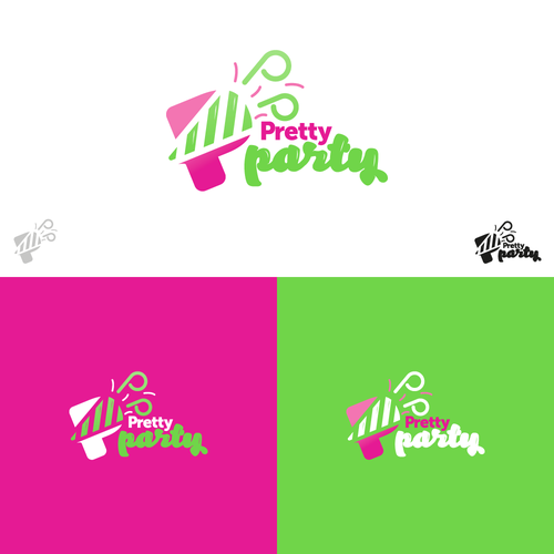 Logo concepr for an online store