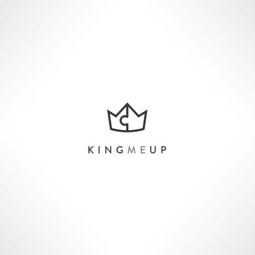 Logo for King Me Up