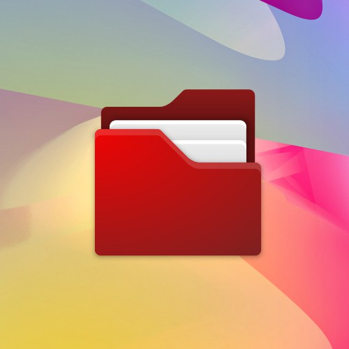 Update our App Icon for our File Manager App for Android