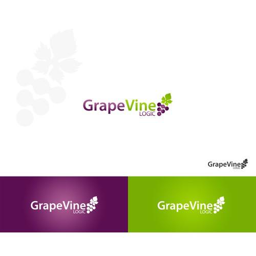 "Heard it through the ""GrapeVine"" - Create a logo CMO's will love!"