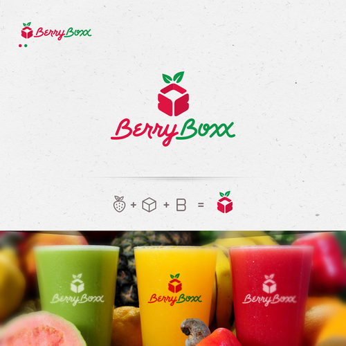 Berry Boxx Logo