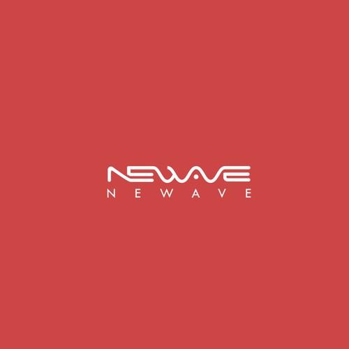 NEWAVE logo concept