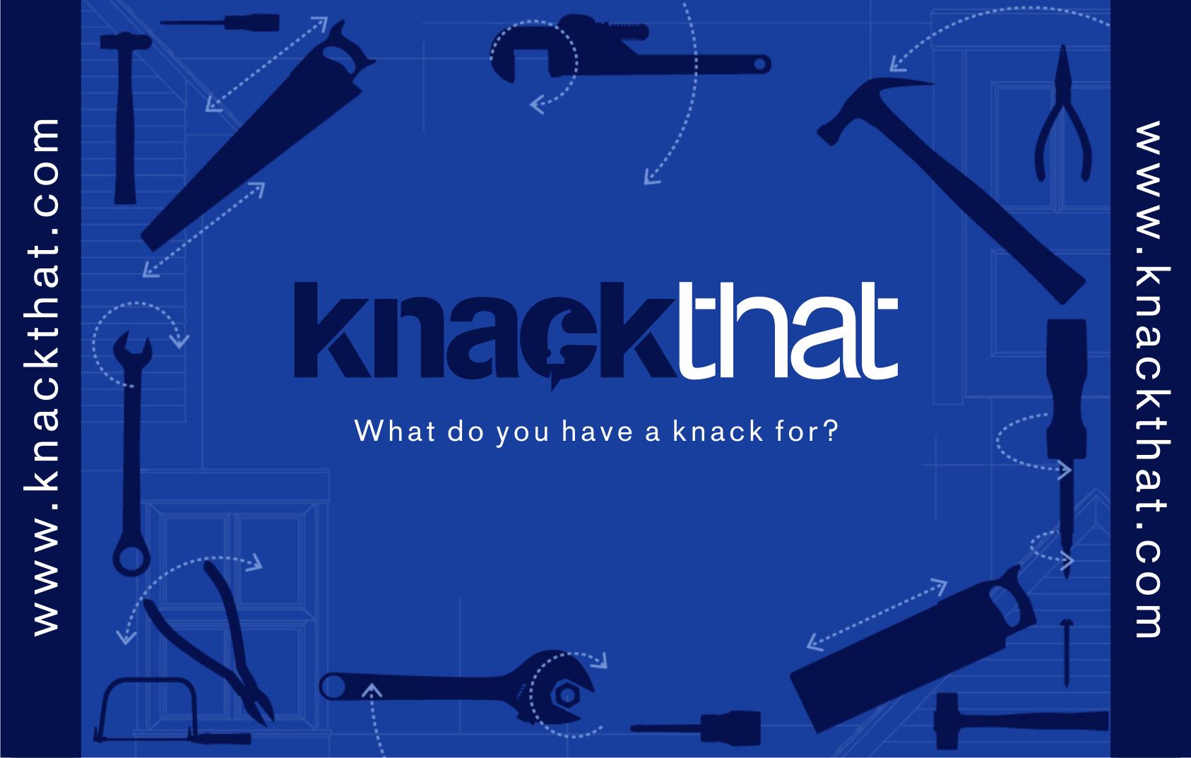KnackThat needs a new logo