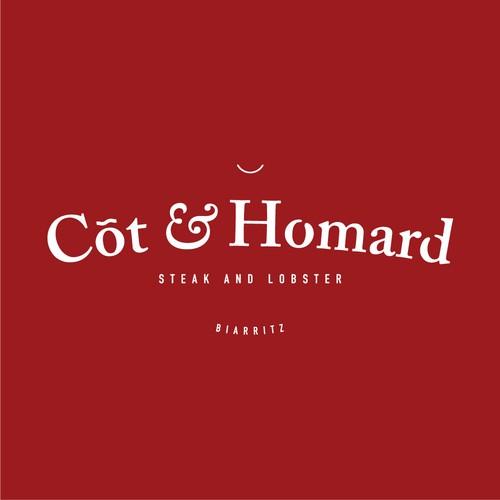 Cot & Homard Logo