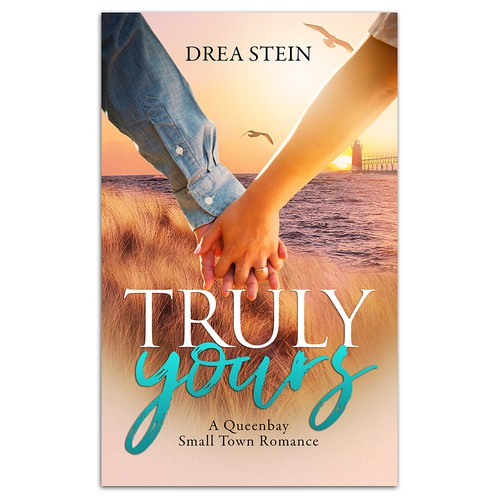 Design A Cover for a Small Town Contemporary Romance Novel