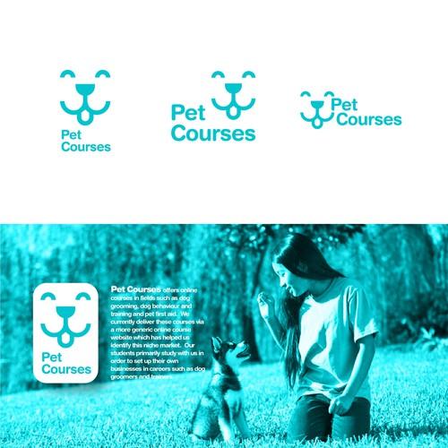 Pet Courses Logo