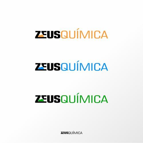 Nuevo logo para ZEUS QUIMICA