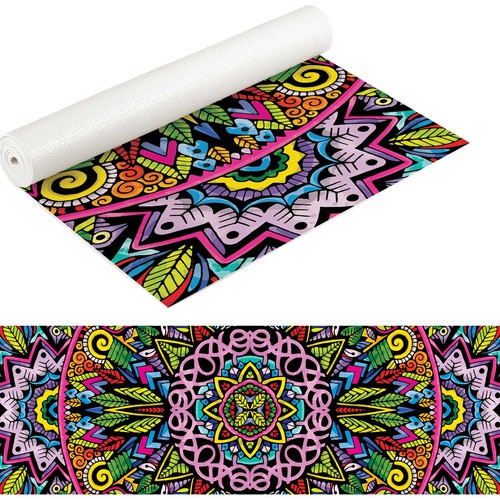 Yoga Mat Design