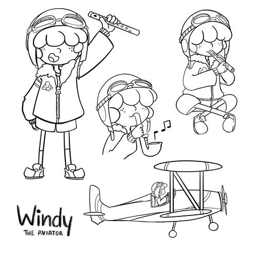 "Windy ""The Aviator"""